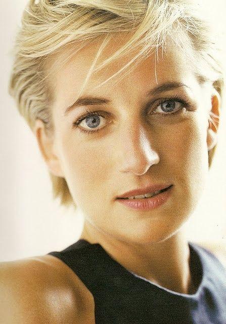 Princess Diana, 1997.