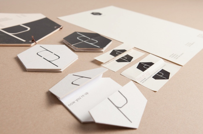 A Corporate Design for a Hotel updown