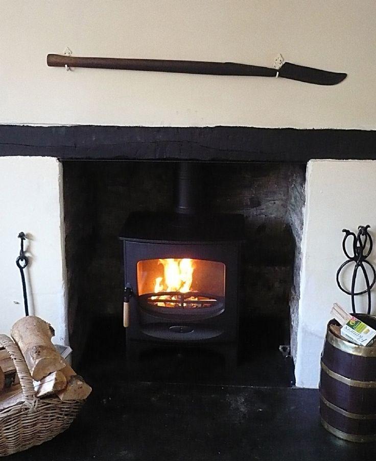 93 Best Charnwood Stoves Images On Pinterest Wood Burner