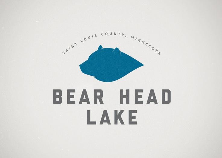 Designer creates logo for each lake in Minnesota... 10,000 lakes.