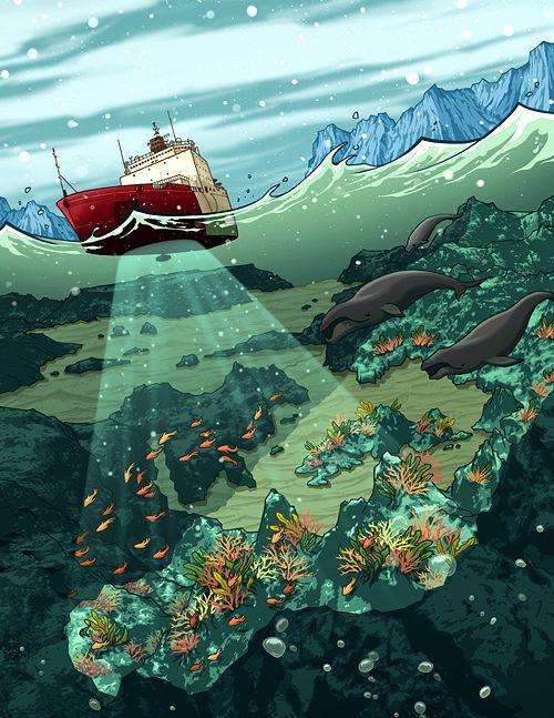Illustration 7 by Yuta Onoda
