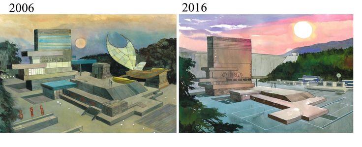 Une partie de l'artbook sera consacré aux comparaisons entre version initiale et finale, sur la construction de cet univers qui s'étale sur 10 ans. Participez au projet du crowdfunding …