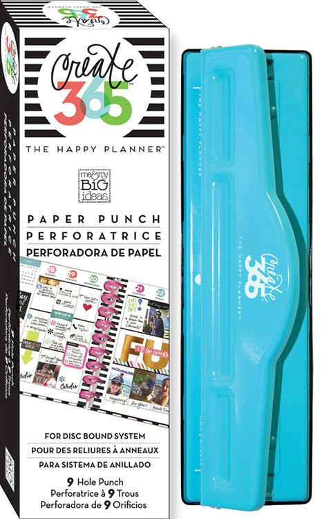 Me and My Big Ideas - Create 365 Collection - Happy Planner Punch