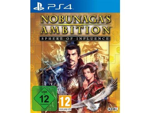 Nobunaga's Ambition: Sphere of Influence PS4 in Actionspiele, Spiele und Games in Online Shop http://Spiel.Zone