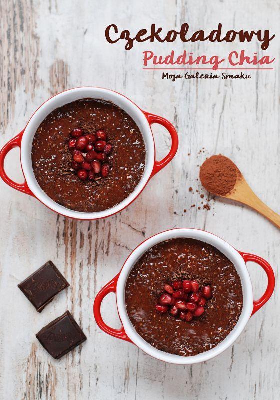 Galeria Smaku: Czekoladowy pudding chia