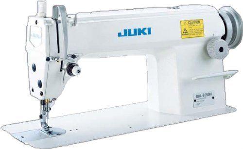 Juki DDL-5550 Industrial Straight Stitch Sewing Machine, Servo Motor by JUKI, http://www.amazon.com/dp/B005I5DS6U/ref=cm_sw_r_pi_dp_EEhIrb1Y6ZM8W