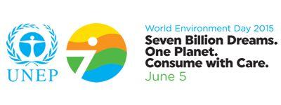 World Environment Day 2015 Spacial #EnviroWeek2015 #EnvironmentDay2015