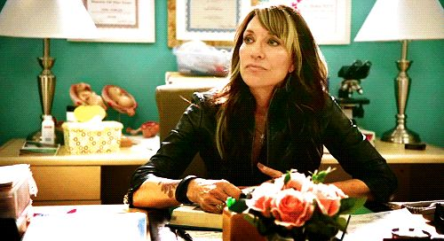 Pin for Later: 17 Reasons You Should Definitely Binge-Watch Sons of Anarchy Gemma, Katey Sagal's character, is just plain incredible.