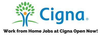 Work at home Cigna