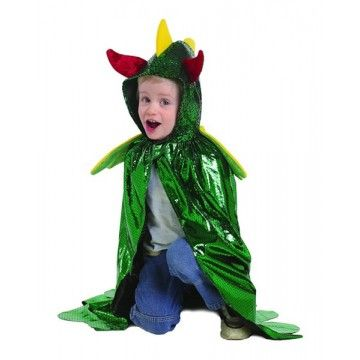 #Entrophywishlist #pintowin Dress Ups - Dragon Cape  great gift for my nephew who just loves to dress up!