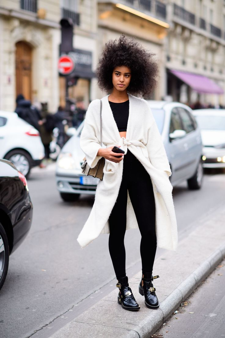 The Best Street Style From Paris Couture Week - Street Style from Spring Couture 2017
