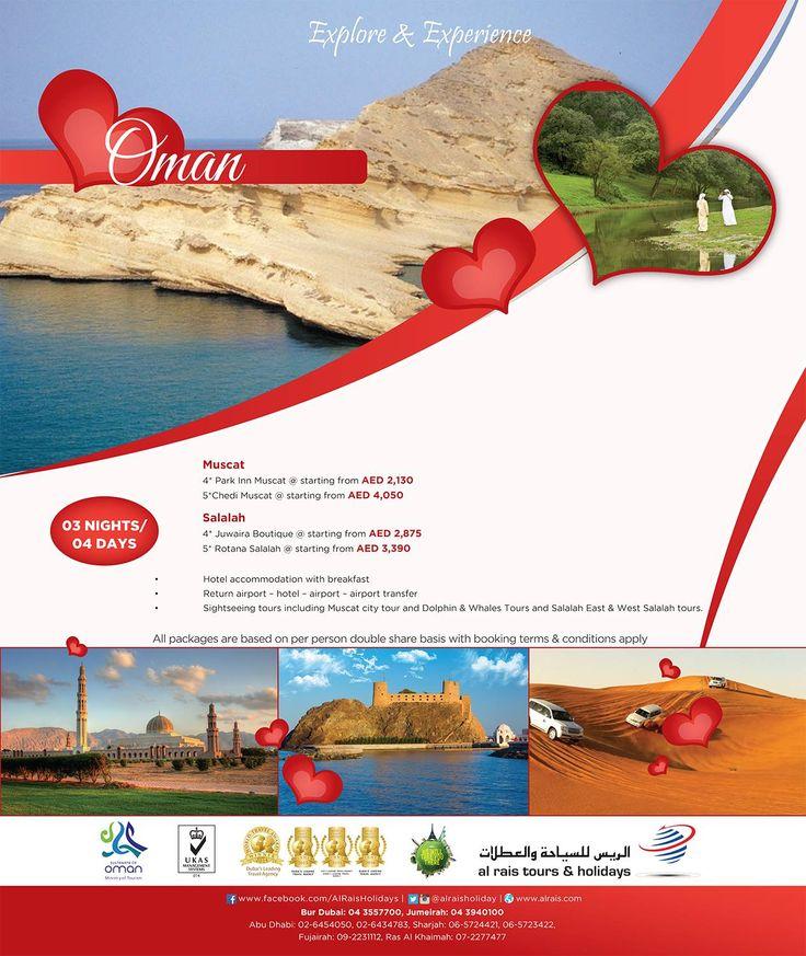 Explore & Experience Oman!