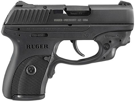 The Ruger LC9.  My future little friend.  I know a guy I can get one from for about 80 less than MSRP.  Probably won't get the Crimson Trace option, and use what I save for a better holster... Or more ammo.
