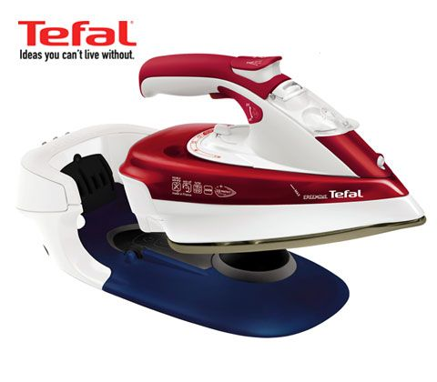 Win 2 x Tefal Freemove (FV9970) Steam Irons
