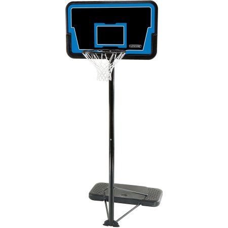 Walmart - Lifetime Portable Basketball System only $80.99 + Free Shipping!! - http://dealmama.com/2017/02/walmart-lifetime-portable-basketball-system-80-99-free-shipping/
