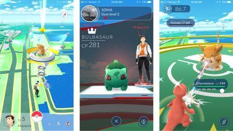 Pokemon GO chooses Australia and New Zealand for its iOS and Android debut