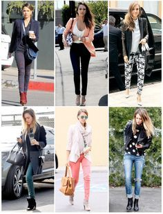 How to wear skinny jeans for inverted triangle body shape