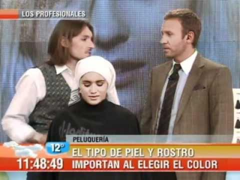 Oscar Mansilla - El Cabello según el rostro