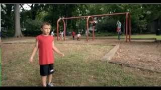 Cam Newton for PLAY 60 commercial - NFLRUSH- Kid wants to replace Cam Newton, via YouTube.
