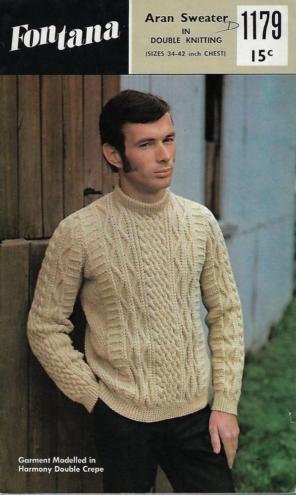 Adult knitting pattern sweater opinion
