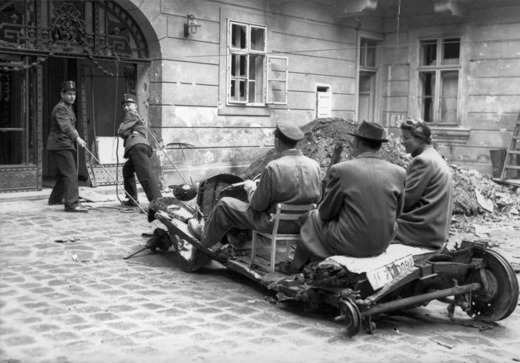 Budapest 1943  Fortepan/Carl Lutz