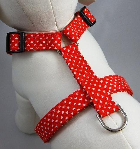 Dog Harness - Queen of Hearts                                                                                                                                                      Más