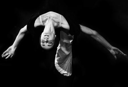 Diana Vishneva as Marguerite Gautier (choreography by John Neumeier)