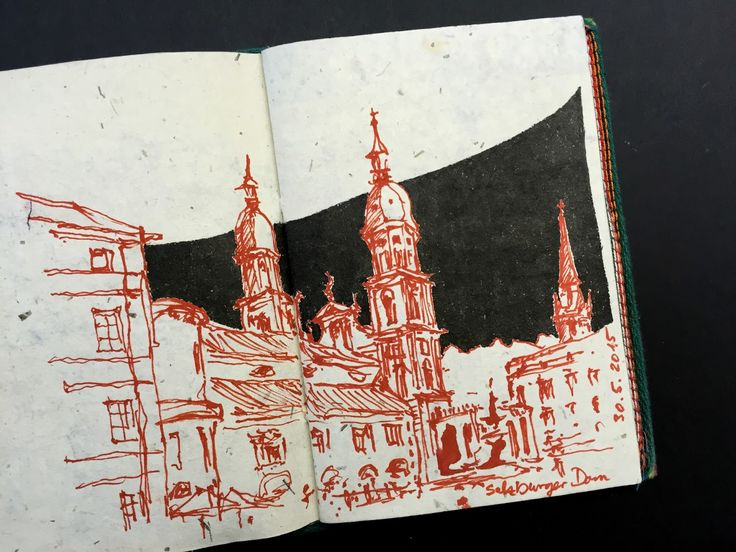 A blog about Urban Sketchers in Germany