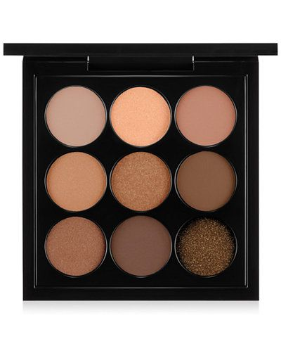 MAC Eyes On MAC, Amber Times Nine, just ordered the AMber palette $32.00, price decreases on all palettes
