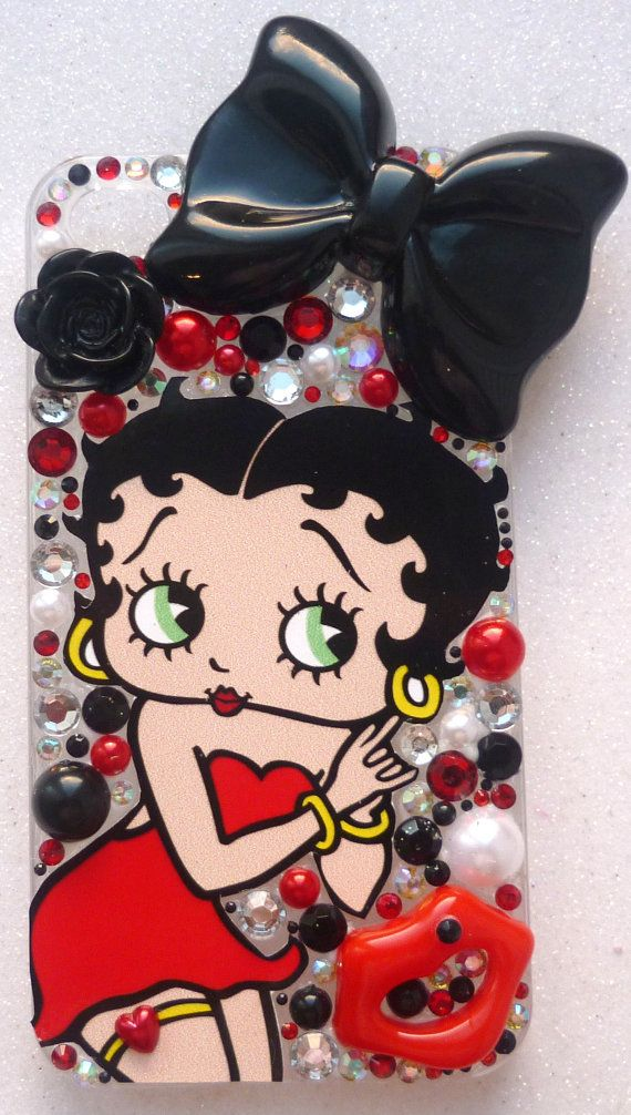 384 best betty boop creations images on pinterest betty. Black Bedroom Furniture Sets. Home Design Ideas