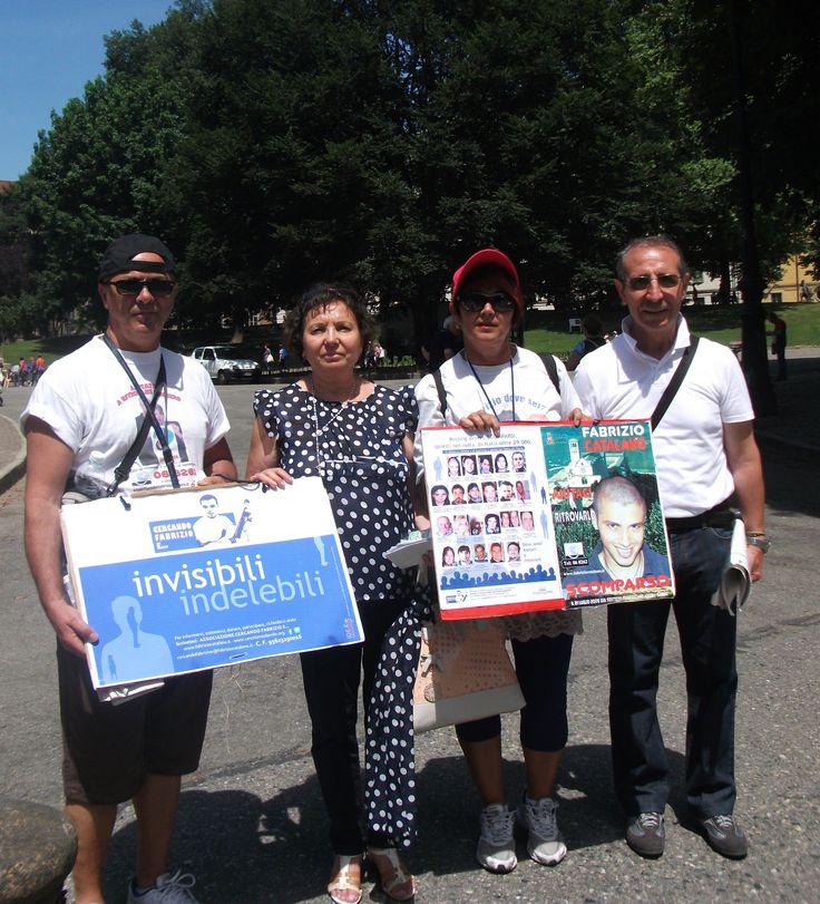 Con Pina e Toto Boncore verso Papa Francesco http://www.fabriziocatalano.it/papa-francesco-in-visita-a-torino-21e-22-giugno-2015/
