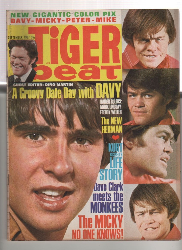 Tiger BeatMagazine September 1967