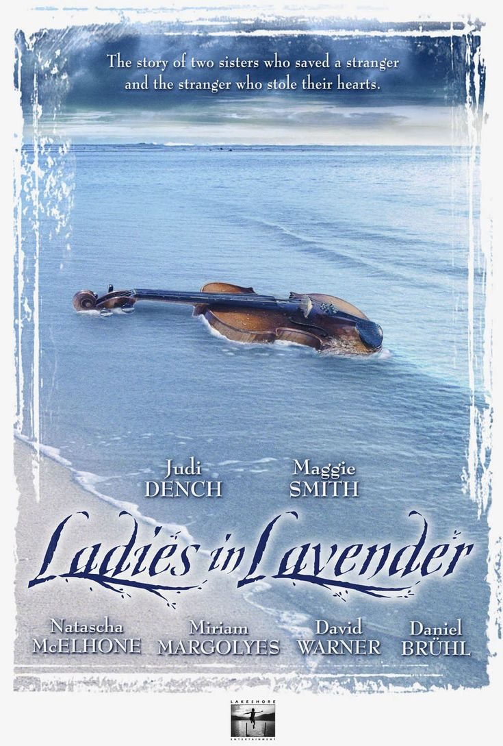 O Violinista que Veio do Mar (Ladies in Lavender), 2004.
