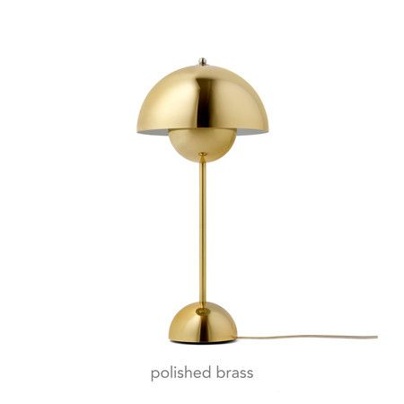 FlowerPot VP3 Table Lamp - A+R Store