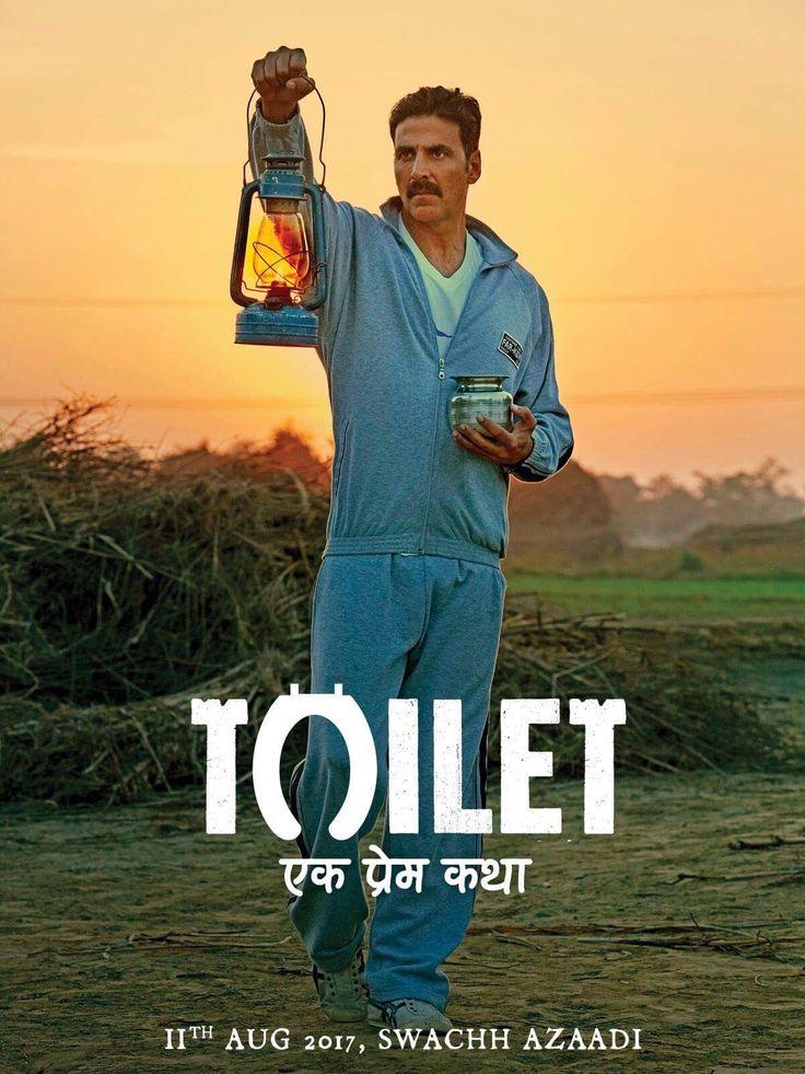 """Akshay Kumar on Twitter: """"Ek TOILET Revolution!!! Starts in 2 days... TOILET TRAILER IN 2DAYS https://t.co/wIVQ7DVpBU"""""""
