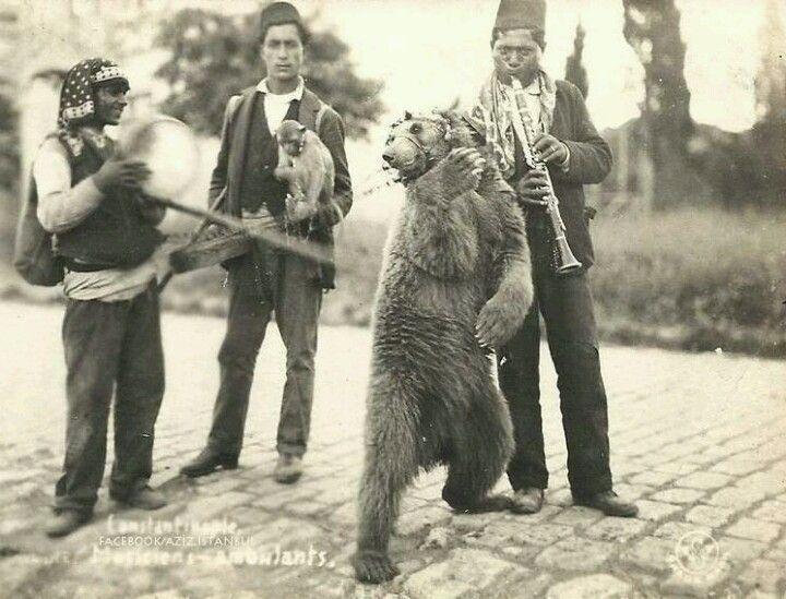 Gypsies 1910