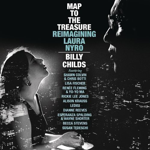 Map to the Treasure: Reimagining Laura Nyro [CD]