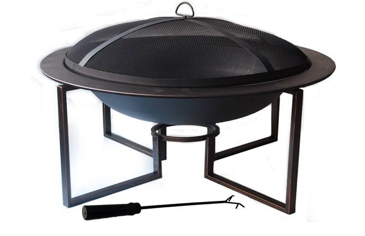 The Vesuvio Fire Pit is the perfect outdoor entertaining centre piece.  At 100cm in diameter, it's compact, neat, safe and easy to use with a sturdy steel frame, hard wearing log grate and heat resistant bowl paint. Great gift for those who love entertaining outdoors all year round. Available for $249. More info: bit.ly/Christmas_gifts_PR #Christmas gifts #firepit #summerpresents