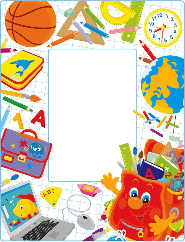 clipart school background - photo #35