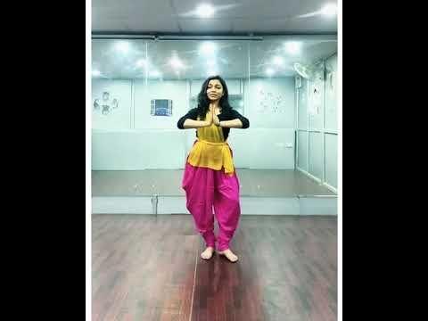 Swag se Swagat fused Bharatnatyam dance. - YouTube