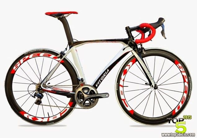 TOP 5 BICICLETAS DE CARRETERA: VITORIA LUXOR ULTIMATE, una bici bastante aero