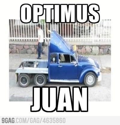 Meanwhile in MexicoOptimus Juan, Vw Bugs, Random Things, Mexicans Funny, Cars, Tractors Bugs, Trucks Dub, Bugs Trucks, Awkward Laugh