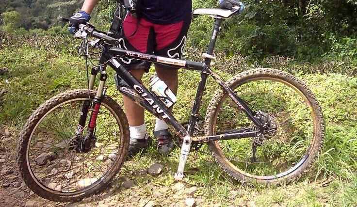 Giant XTC Team 2003