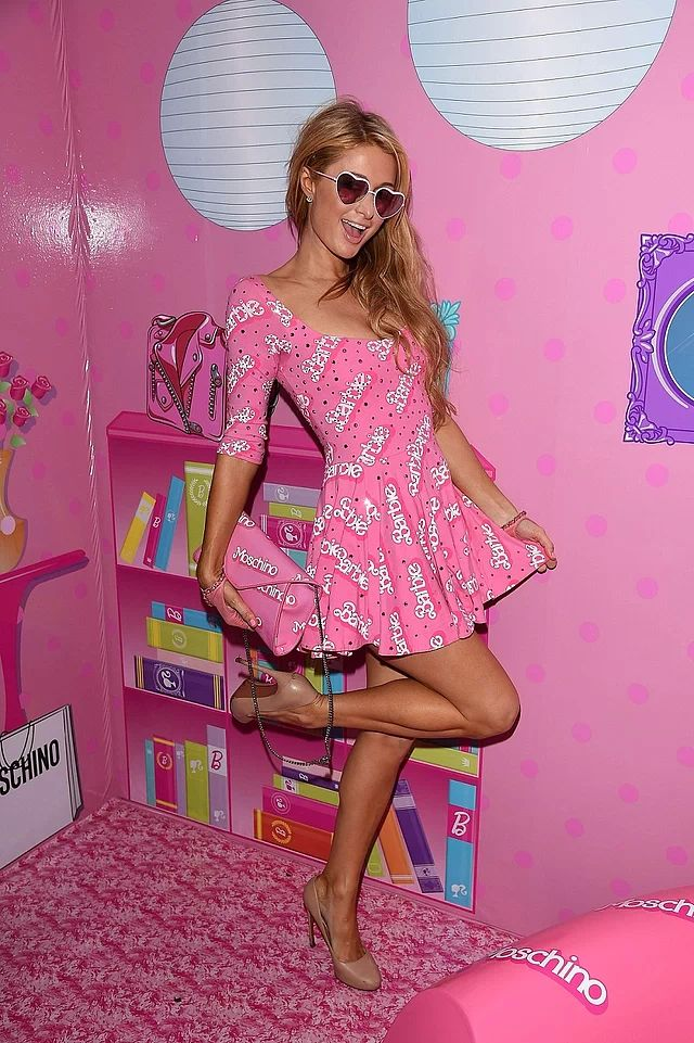 Party with Paris Hilton when she DJs during Art Basel Miami at the prestigious W Hotel December 5th.