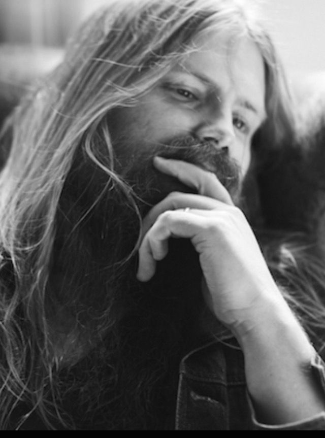 Chris Stapleton because is lyrics express how I want to be loved by a man.