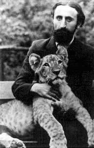 Frithjof Schuon and the Lion