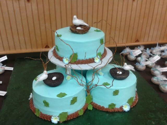 Another pic of the cake