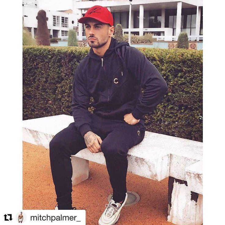 @mitchpalmer_  Rocking Our Signature Red/Black Mesh Trucker  #Repost - Link in bio   #sick #certified #spon #fresh #namic #namic #clothing