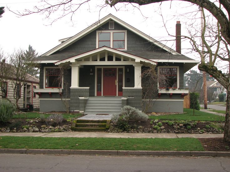 American Bungalow Style Houses 1905 - 1930