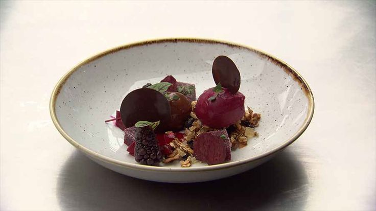 Chocolate and Beetroot